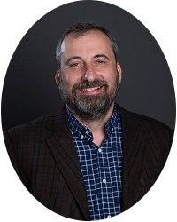George Tsiamis-The interim Chair of the Department